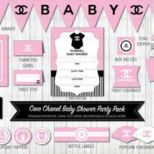 chanel baby shower shop chanel shower on wanelo