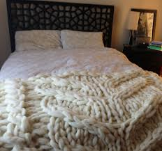 Faux Fur Comforter Bedroom Nice Breathtaking Cable Knit Bedding With Luxury Design