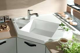 lavabo de cuisine lavabo de cuisine lavabo pour cuisine acvier dangle robinet pour