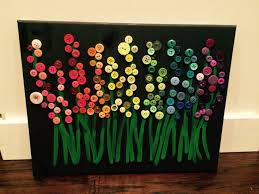 Flowers On - best 25 button flowers ideas on fabric flower
