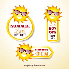 summer sale summer sale banners vector free