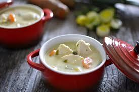 recette de cuisine simple et facile recette facile de la blanquette de poulet en cocotte things