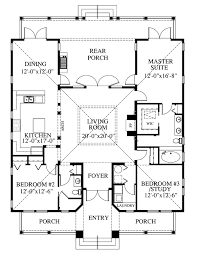 floor plans florida house plan 73602 at familyhomeplans com