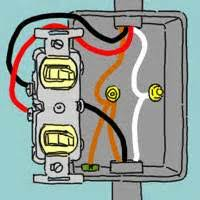 wiring double light switch diagram wiring wiring diagrams collection