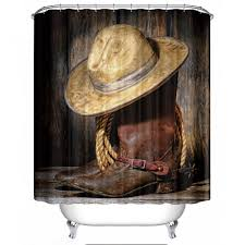 Cowboy Curtain Rods by Praying Cowboy Shower Curtain Home Design And Decoration