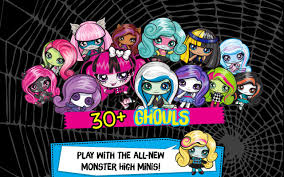 monster high minis mania android apps on google play