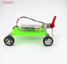 windmill panel technology small production car models puzzle diy
