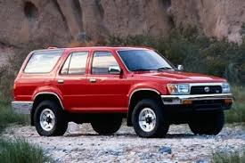 toyota 4runner model years used cars toyota 4runner then and now bestride