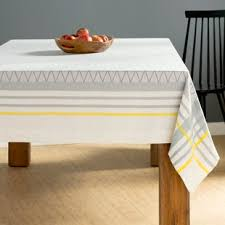 tablecloth for coffee table tablecloths modern contemporary designs allmodern