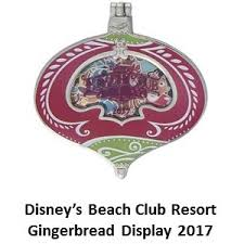 your wdw store disney gingerbread house pin club 2017