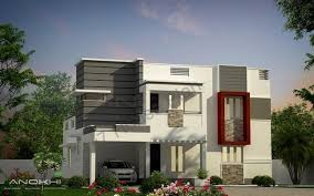 low budget modern 3 bedroom box type 3 bedroom home design elevation with free plan free