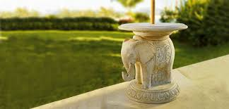 Umbrella Side Table Our Favorite Animal Character Tables Bombay Outdoors