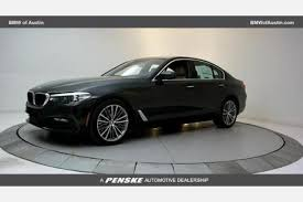 2008 Bmw 550i Interior Used Bmw 5 Series For Sale Special Offers Edmunds