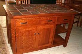 mission kitchen island island cabinets archives amish oak furniture mattress store