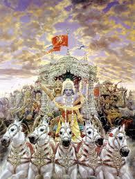The Blind Owl Sparknotes Krishna And Arjuna Summary Of The Bhagavad Gita