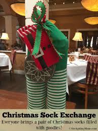 christmas sock exchange party