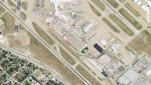 Dallas Love Field Map Important Information On New Media Staging Location At Dallas Love