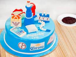 fondant cake hookah fondant cake lavish lifestyle treat cake bakingo