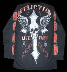 Affliction Shirt Meme - affliction clothing meme affliction live fast customs ls henley 2