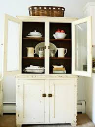 cabinet small kitchen hutches ideas and hutch plans picture
