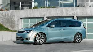 2017 chrysler pacifica hybrid minivan review with price range and