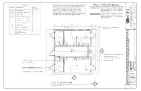model 2092 sierra iv multi user w 2 private entrance showers floor plan of shower restroom with mechanical and storage room