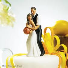 basketball cake toppers basketball team and groom cake topper wedding cake