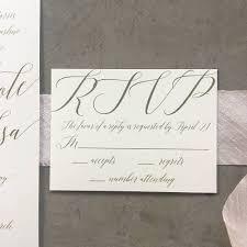 wedding invitation suite sle modern madeline wedding invitation suite cardinal and straw