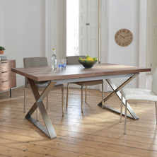 trendy dining room tables dining tables contemporary dining room furniture from dwell