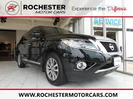 nissan pathfinder trailer hitch 2015 nissan pathfinder sv 4wd with tow package nw rochester mn