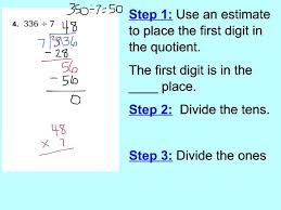 lesson 2 2 divide by a 1 digit divisor youtube