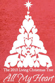 the living christmas tree 2013 saturday 7 30 on livestream