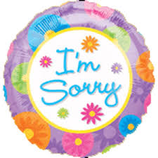 balloon delivery uk apology helium balloon uk delivery by the sorry uk helium balloon