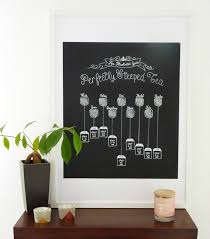 tableau design pour cuisine une 2nd vie pour un vieux tableau ardoise black confetti throughout