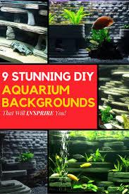 Home Aquarium Decorations Best 20 Diy Aquarium Ideas On Pinterest Amazing Fish Tanks
