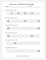 sequence math worksheets free worksheets library download and