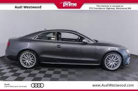 certified pre owned audi s5 used audi s5 for sale in westwood ma edmunds