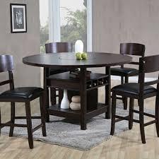 Kitchen Tables Big Lots by 5 Piece Lazy Susan Pub Table Set At Big Lots Furniture