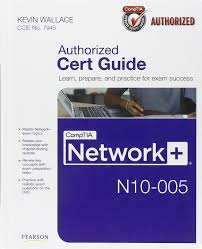 comptia network n10 005 cert guide kevin wallace 0029236748210