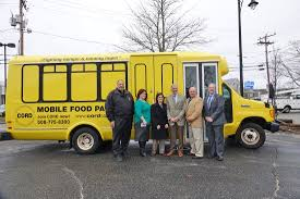 new cord mobile food pantry bus embarks to cape towns