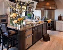 kitchen islands with sinks kitchen island with sink and dishwasher home design ideas and
