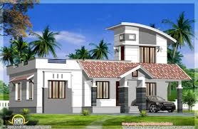 single floor home design 1200 sq ft kerala home design and