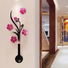 amazon com mkono 3d stereo wall decals acrylic wall