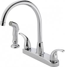 how to fix kitchen faucet kitchen faucets repair therobotechpage