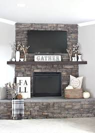 3 Stylish Mantel Displays Sainsbury The 25 Best Over Fireplace Decor Ideas On Pinterest Mantle