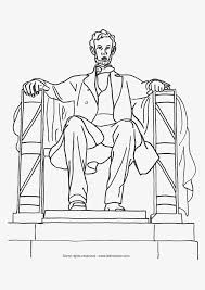 abraham lincoln coloring pages abraham lincoln coloring pages free