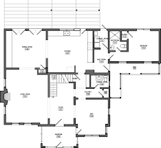 100 existing floor plans mothersill ground level plans