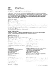 certifications to improve resume resume for your job application