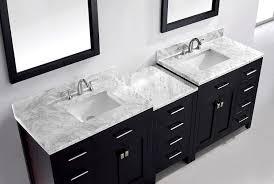 Bathroom Vanities Usa by Virtu Usa Md 2193 Wmsq Es 93 Inch Caroline Parkway Double Square