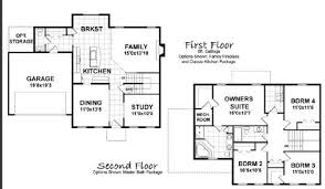 new house floor plans floor plans for new houses adhome